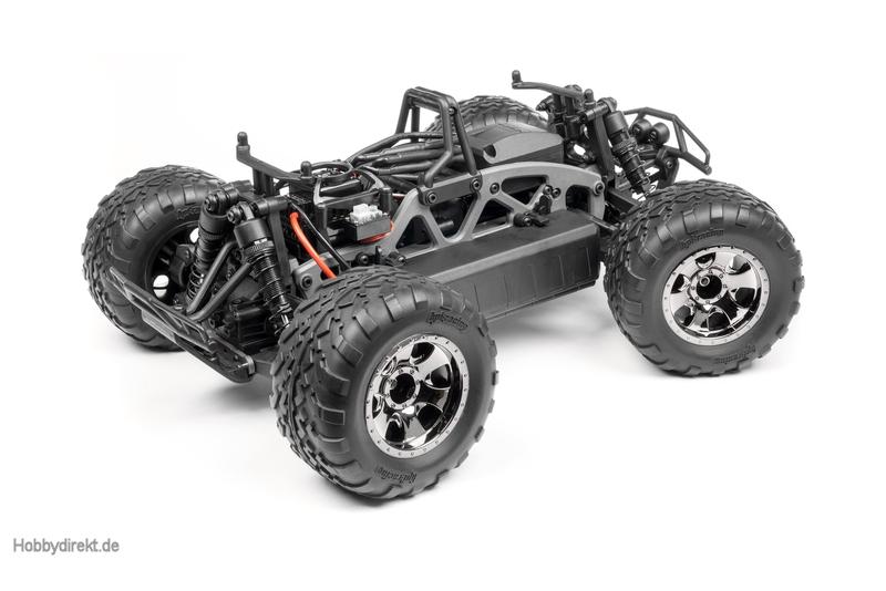 Savage XS Flux RTR mit Ford Raptor Karo hpi racing H115125