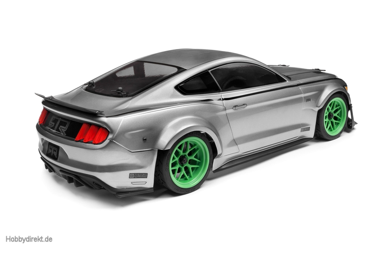 RS4 Sport 3 RTR Ford Mustang 2015 Spec 5 hpi racing H115126