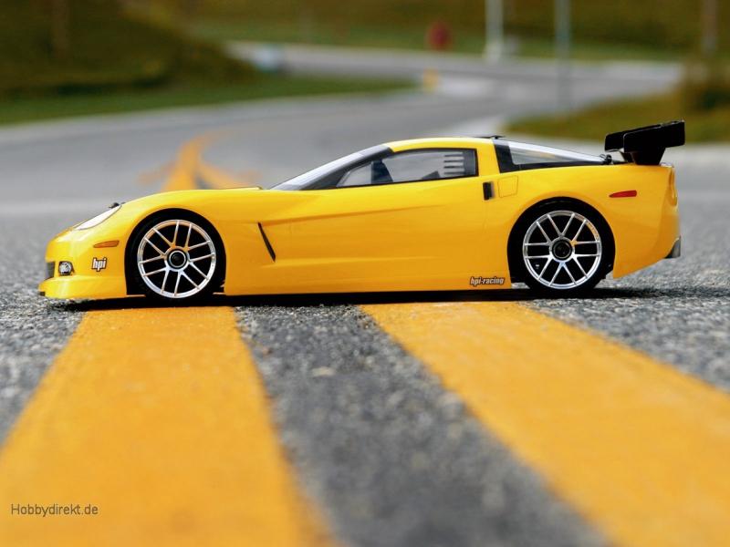 Corvette C6 Karosserie (200mm/WB255mm) hpi racing H17503