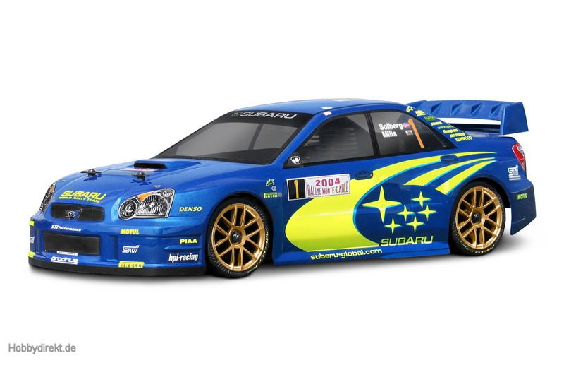 Subara Impreza WRC Karo. (200mm/WB255mm) hpi racing H17505