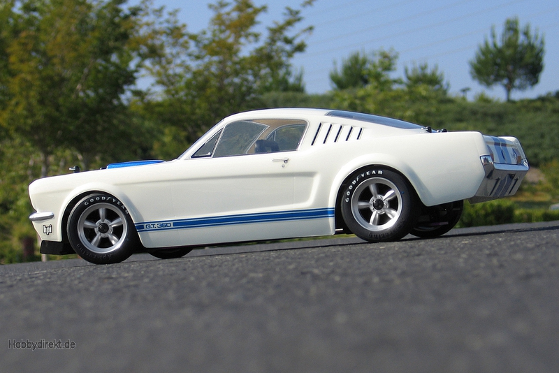 1965 Ford Shelby GT350 (200mm/WB255mm) hpi racing H17508