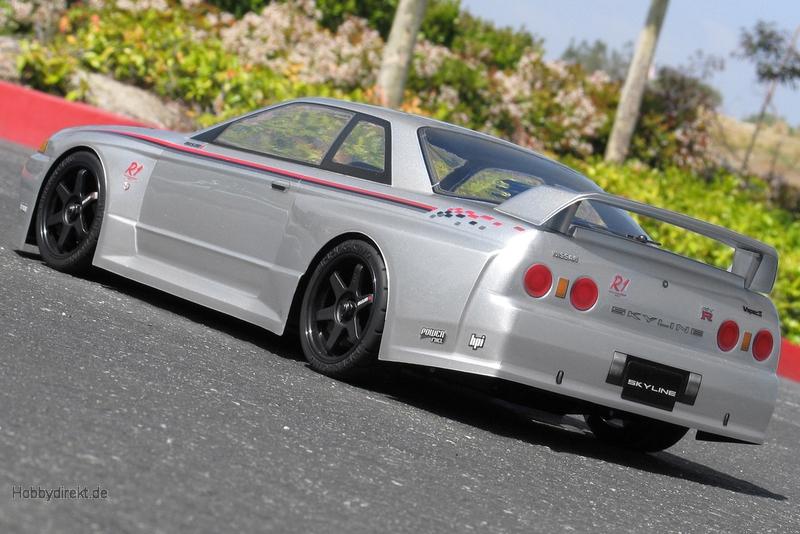 Nissan Skyline R32 GT-R Karo (200mm) hpi racing H17515