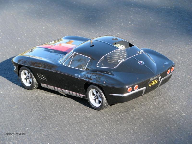 Corvette Stingray 1967 Karo (200mm) hpi racing H17526