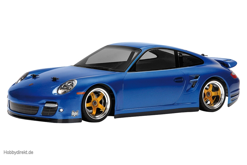 Porsche 911 Turbo (997) Karo (200mm) hpi racing H17527