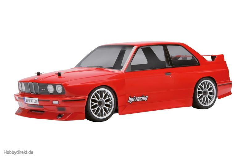 BMW M3 E30 Karosserie (200mm) hpi racing H17540
