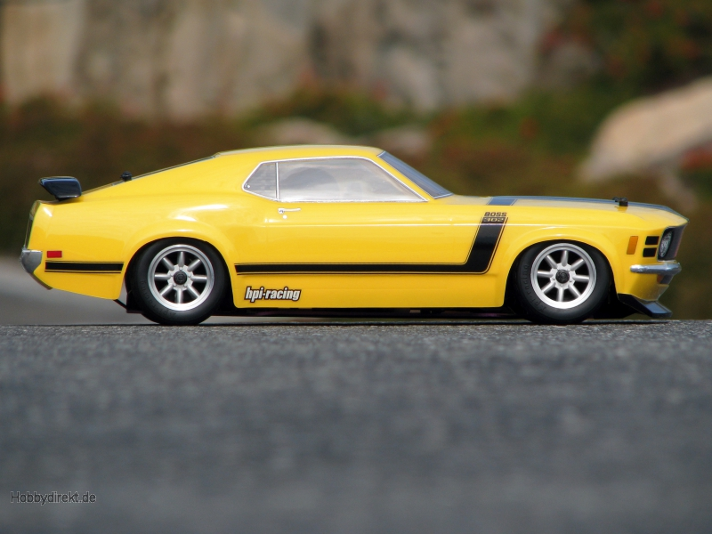 Ford Mustang Boss 302 1970 Karo (200mm) hpi racing H17546