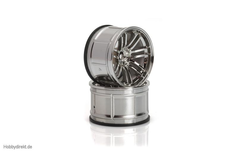 LP35 Felge Rays RE30 chrom (35mm/2St) hpi racing H3342