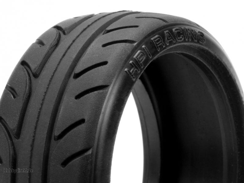 Super Drift Reifen Radial (26mm/Typ A) hpi racing H4402