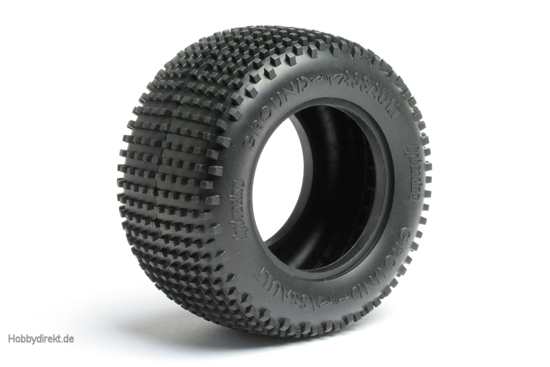Ground Assault Reifen (S/102x53mm/2St) hpi racing H4411