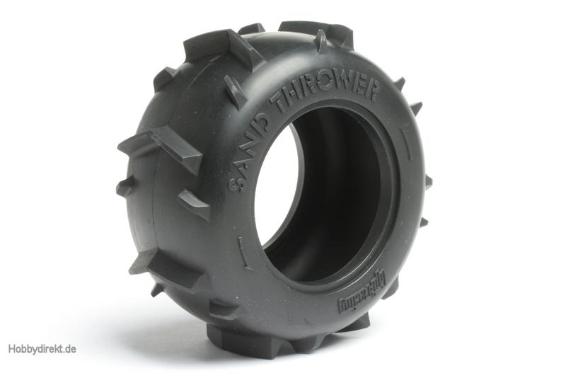 Sand Thrower Reifen (D/102x53mm/2St) hpi racing H4412