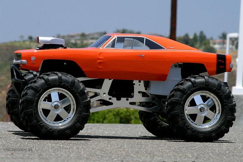 1969 Dodge Charger Karo (Savage/T-MAXX) hpi racing H7184