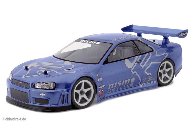Nissan Skyline R34 GT-R Karo (190mm) hpi racing H7327