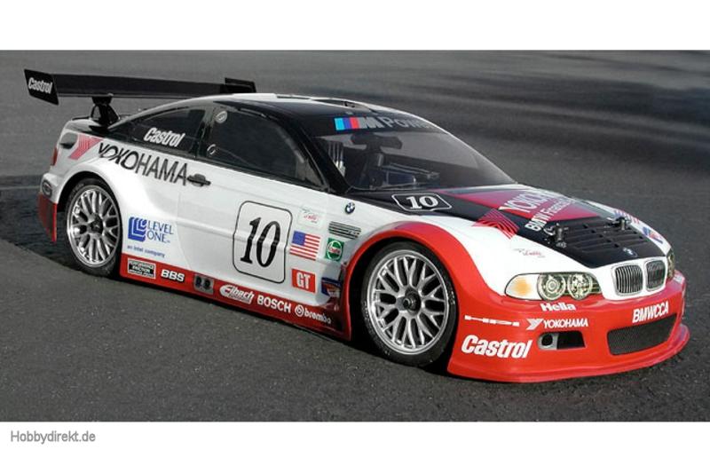 BMW M3 Karosserie (200mm) hpi racing H7452