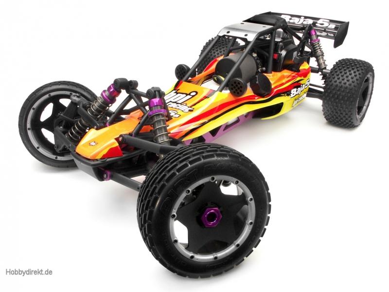 Baja 5B-1 Karosserie (klar) hpi racing H7560