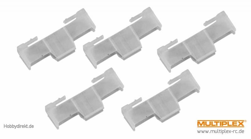Steckersicherung UNI (VE 5 St Multiplex 1-00137