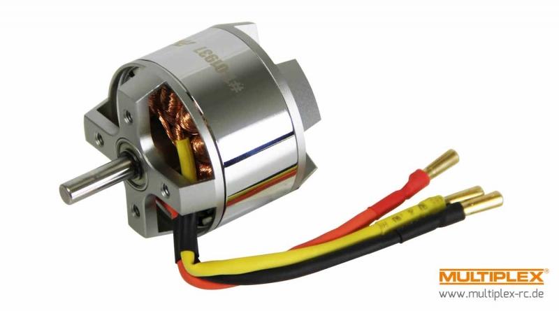 Roxxy BL Outrunner C50-55-480kV 3D Performance Multiplex 1-01937