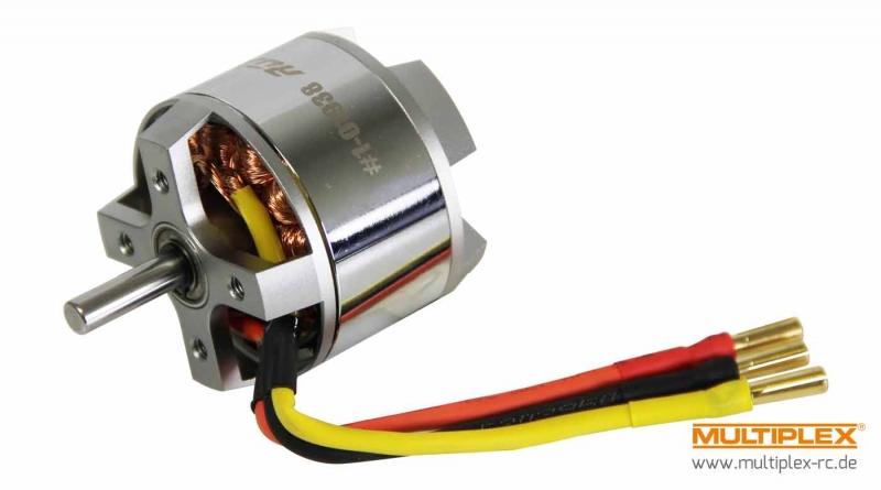 Roxxy BL Outrunner C50-55-550kV 3D Performance Multiplex 1-01938