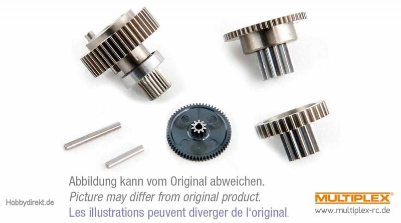 Zahnradsatz HS-1000SGT / 1005 Hitec 119038