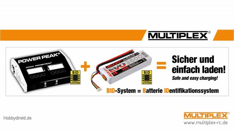 Li-BATT FX 3/1-950 (M6) Multiplex 157321