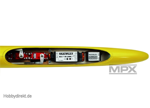 Empfänger RX-7 M-LINK 2,4 GH z Multiplex 55818