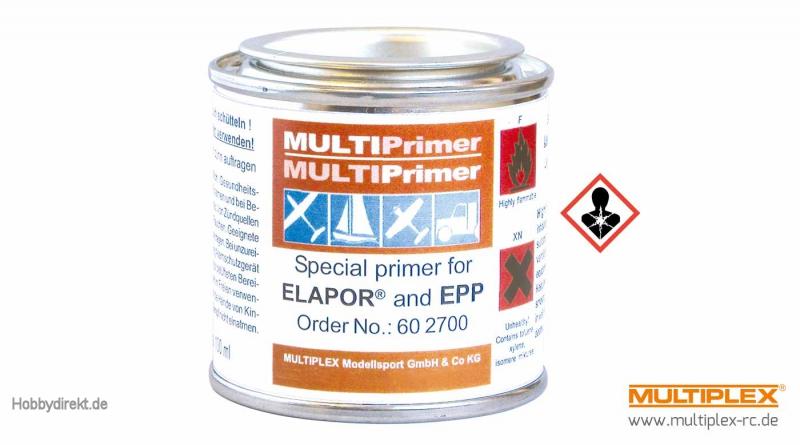 MULTIprimer für Elapor und EPP (100ml) Multiplex 602700