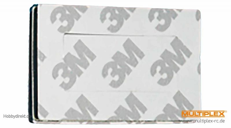 Klebepads für WINGSTABI (2Paa Multiplex 85194