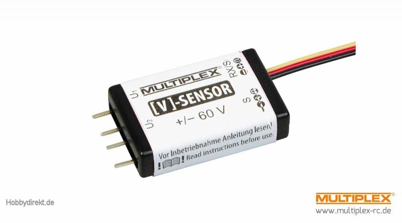 Spannungs-Sensor für M-LINK-Empfänger Multiplex 85400