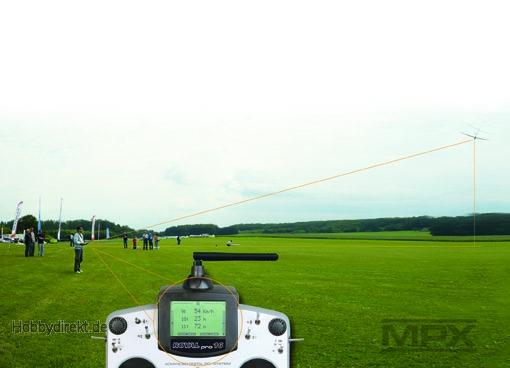 GPS Sensor V2 für M-LINK Empfänger Multiplex 85417