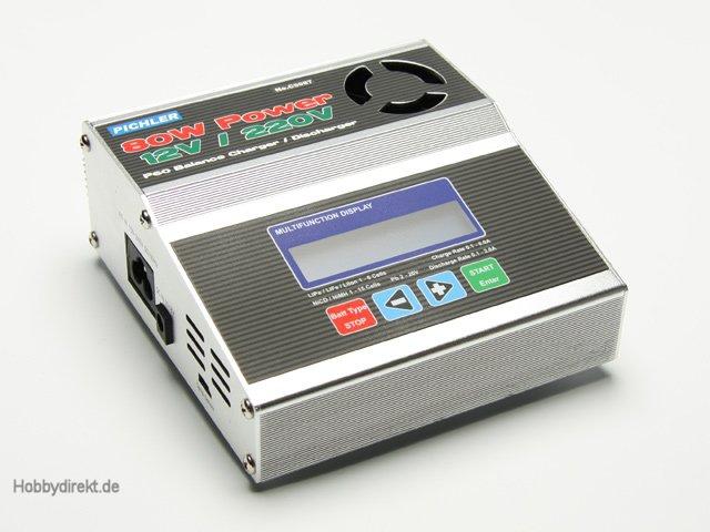 Ladegerät PICHLER P60 (80W) Pichler C5087