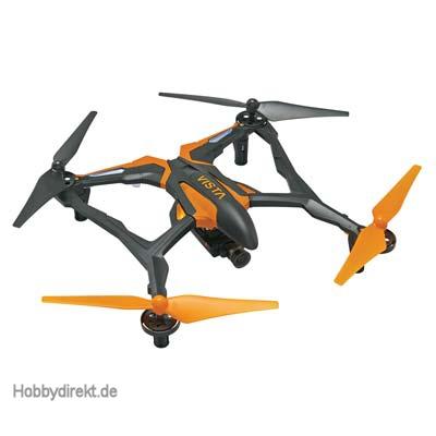 Vista FPV Kamera Drohne Quadcopter Orange DIDE04NN
