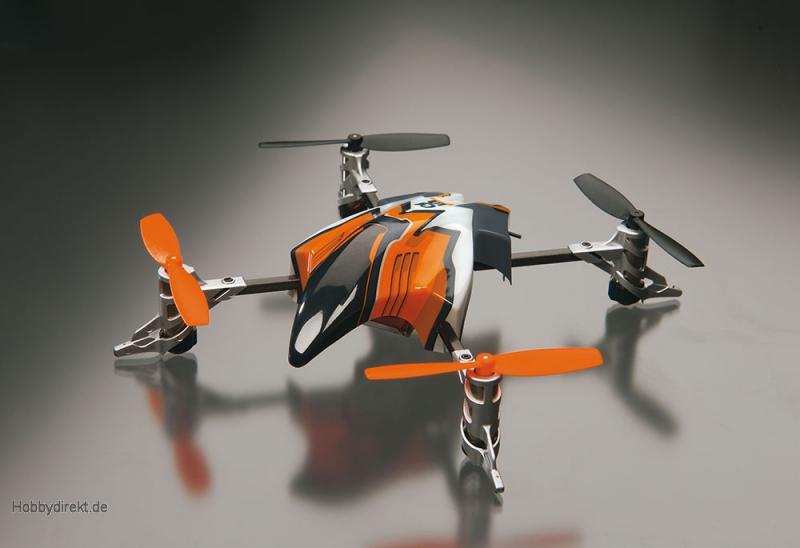 Quadrocopter (Tx-R) HMXE0835