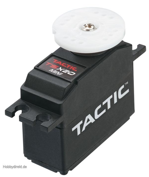 TSX20 High Speed Mini Servo BB  TACM0220