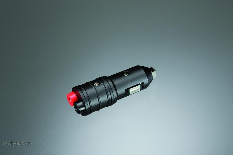 adapter fuer zigarettenanzuender robbe 1 8225 8225 zubeh r. Black Bedroom Furniture Sets. Home Design Ideas