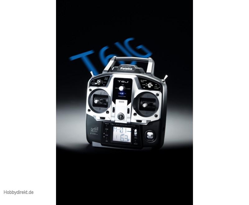 T6J-R2006GS 2,4 GHz FHSS Futaba  F4100 1-F4100
