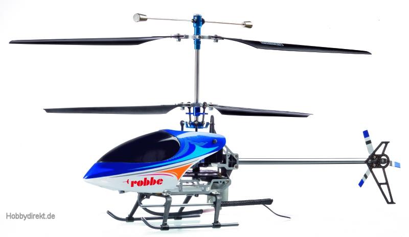 Blue Arrow Coaxial RTF 2,4G M Align Robbe S2505 1-S2505