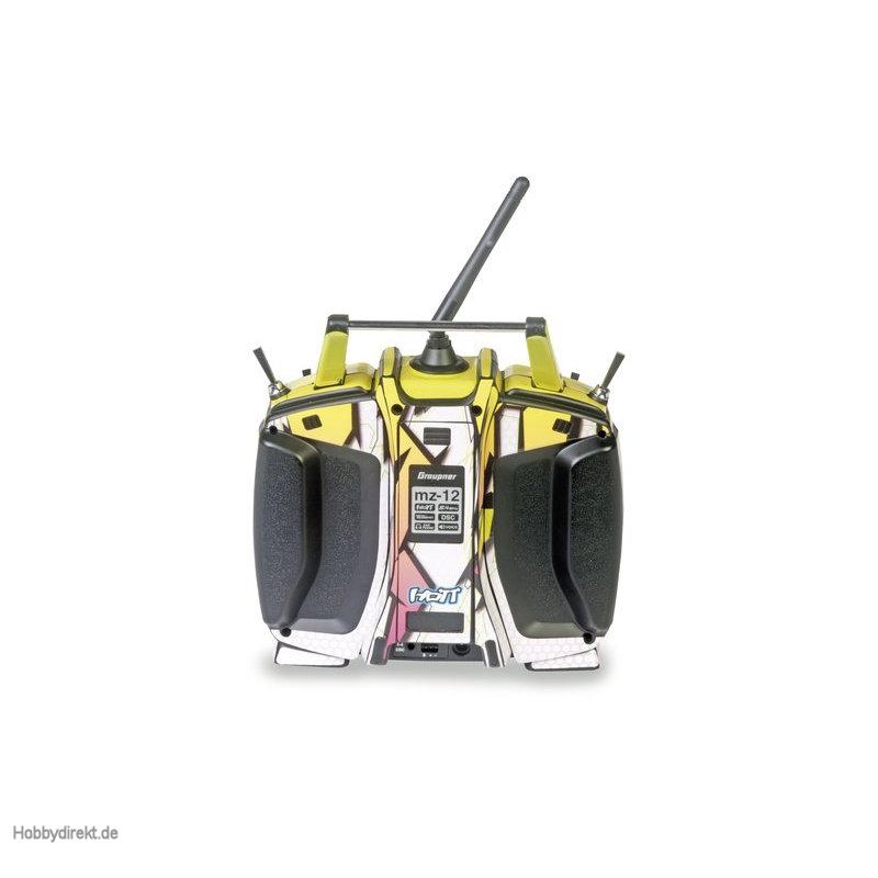 Dekorbogen mz-10/mz-12 freaky gelb Graupner S1002.14G