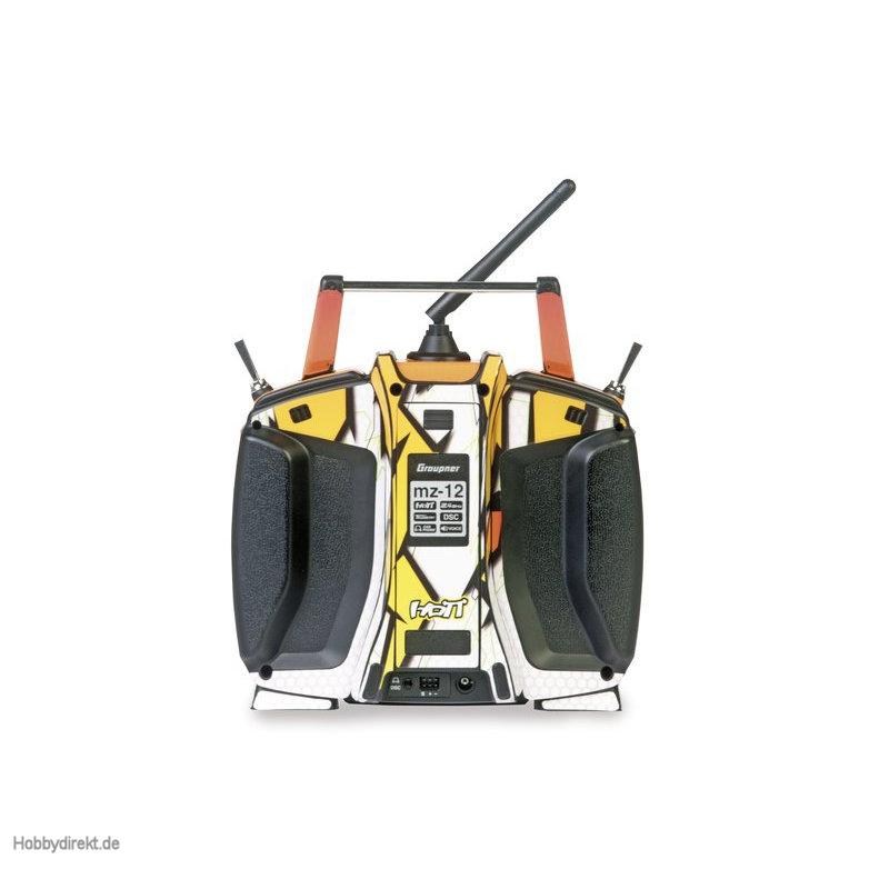 Dekorbogen mz-10/mz-12 freaky orange Graupner S1002.14O