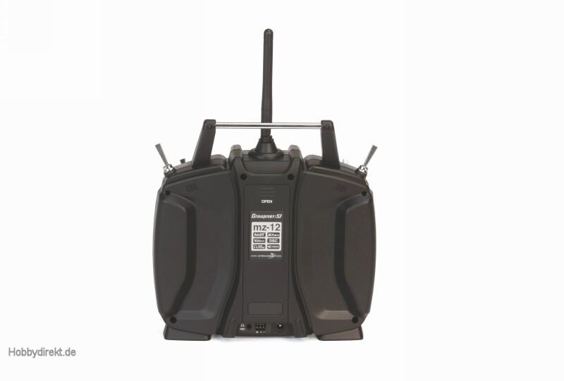 MZ-12 6 Kanal HoTT Fernsteuerung 2,4GHz Graupner S1002.G1