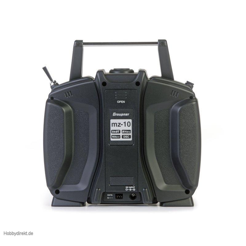 Fernsteuerung mz-10HoTT 5-Kanal Graupner S1042