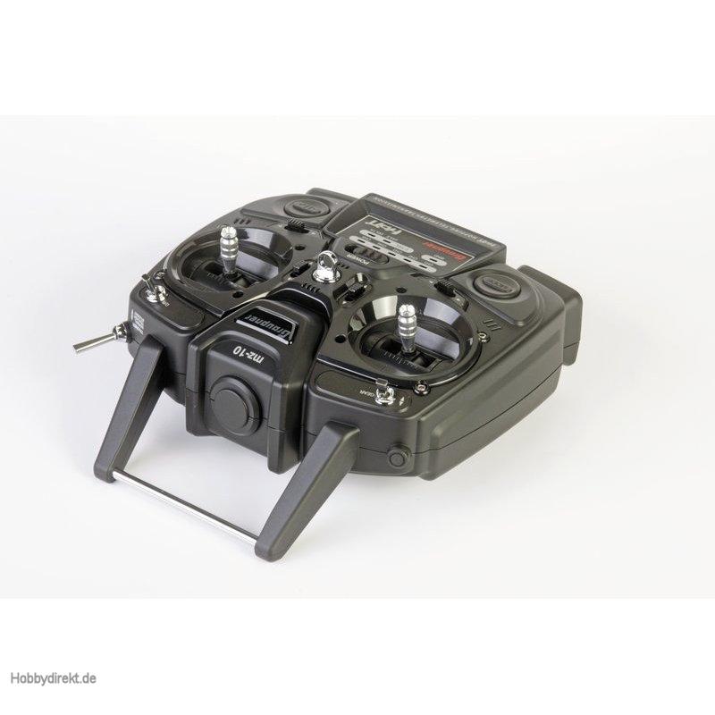 Sender einzeln mz-10HoTT 5-Kanal Graupner S1042.77