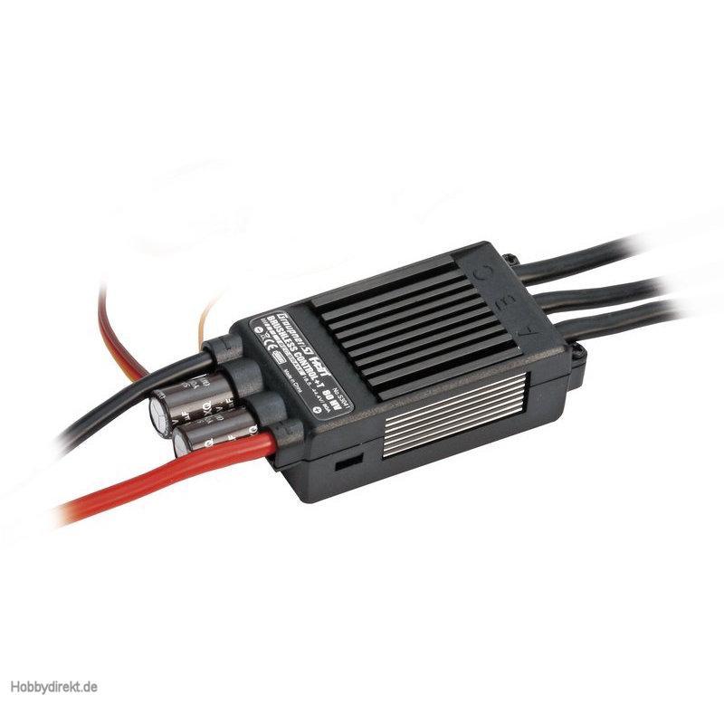 Brushless Control +T80 HV, D3, Graupner S3041