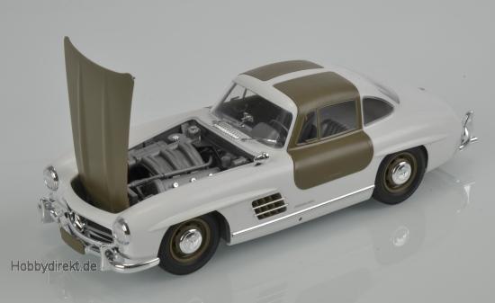 1:24 Mercedes Benz 300SL Flügeltürer Tamiya 24338 300024338