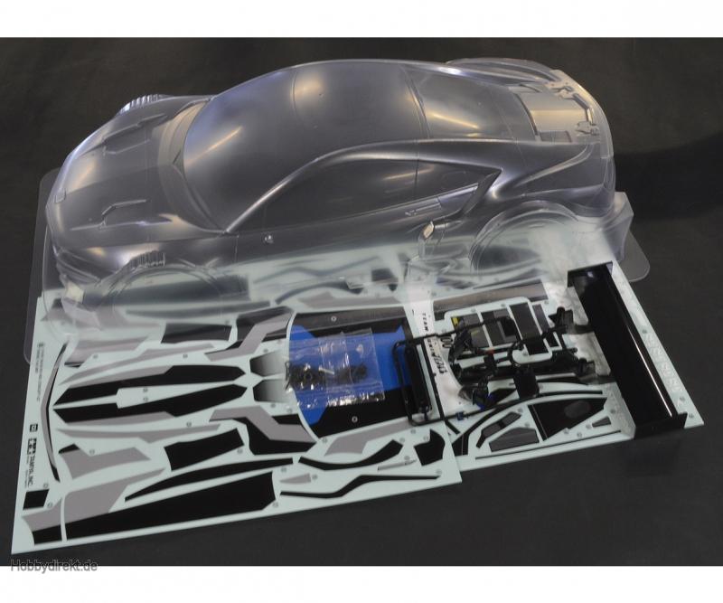 Kar.-Satz RAYBRIG NSX Concept-GT Tamiya 51563 300051563