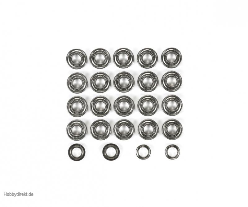 MF-01X Kugellagersatz (24) Tamiya 54643 300054643
