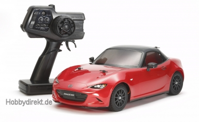 Tamiya 1//10 RC Finished Body Set Mazda MX-5 2016 ND Roadster 51583