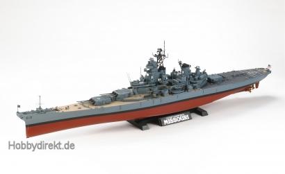 1:350 US Schlacht. BB-63 Missouri (91) Tamiya 78029 300078029