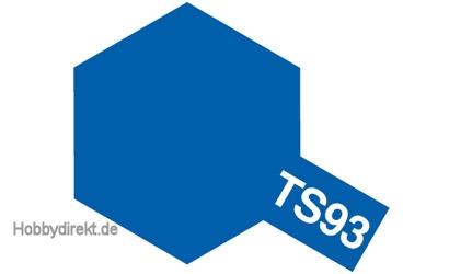 TS-93 Pure Blue glänzend 100ml Tamiya 85093 300085093