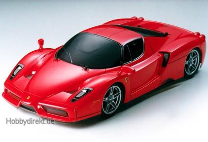 Tamiya Ferrari Enzo Tt 01 Tamiya 58302 Kategorie Rc Hobbydirekt Modellbau E K