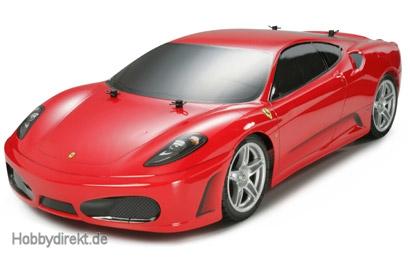 Tamiya Ferrari F430 Rac Car Tt 01 Tamiya 58343 Kategorie Rc Hobbydirekt Modellbau E K