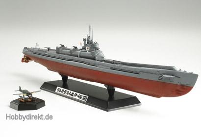 Japan Navy Submarine i-400 Tamiya 78019